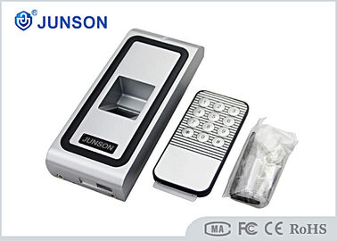 Trung Quốc Indoor Biometric Fingerprint Access Control with Metal Housing Wg26 nhà cung cấp