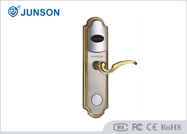 Trung Quốc Intelligence Keyless Entry Rfid Front Door Locks For Hotel Rooms nhà cung cấp