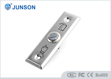 Two Holes Emergency Exit Push Button Keyless For Access Control
