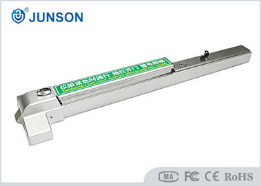 Trung Quốc UL Push Door Panic Bar Lock Panic Exit Device With Alarm Press nhà phân phối